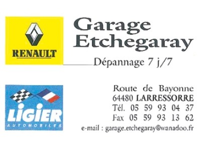 Garage Etchegaray