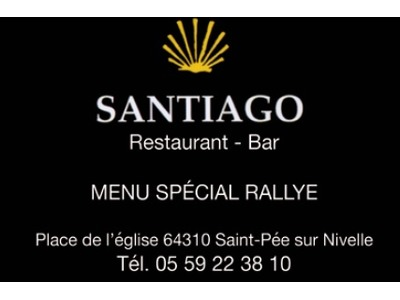 Santiago restaurant bar